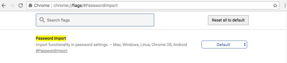 VaultMe | How to export & import Saved Passwords in Google